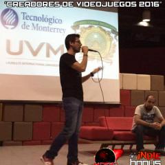 Programa de Creadores de Videojuegos 2016